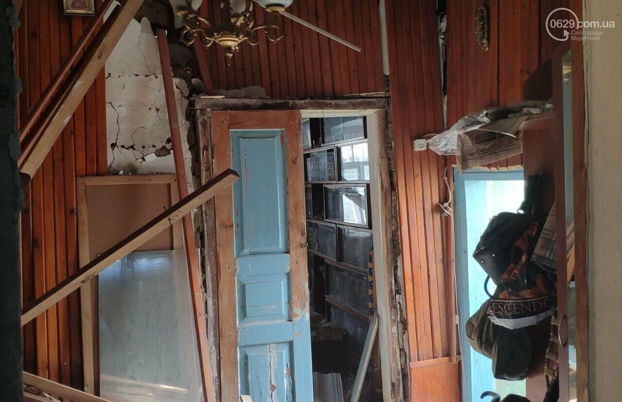 В Мариуполе взорвался жилой дом, - ФОТО, фото-2
