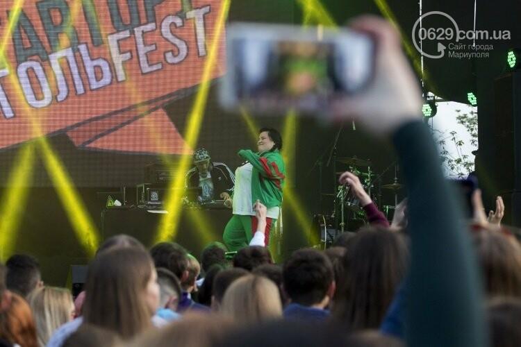 StartUp ГогольFest: Alyona Alyona «зажгла» на фестивале в Мариуполе, - ФОТОРЕПОРТАЖ , фото-5