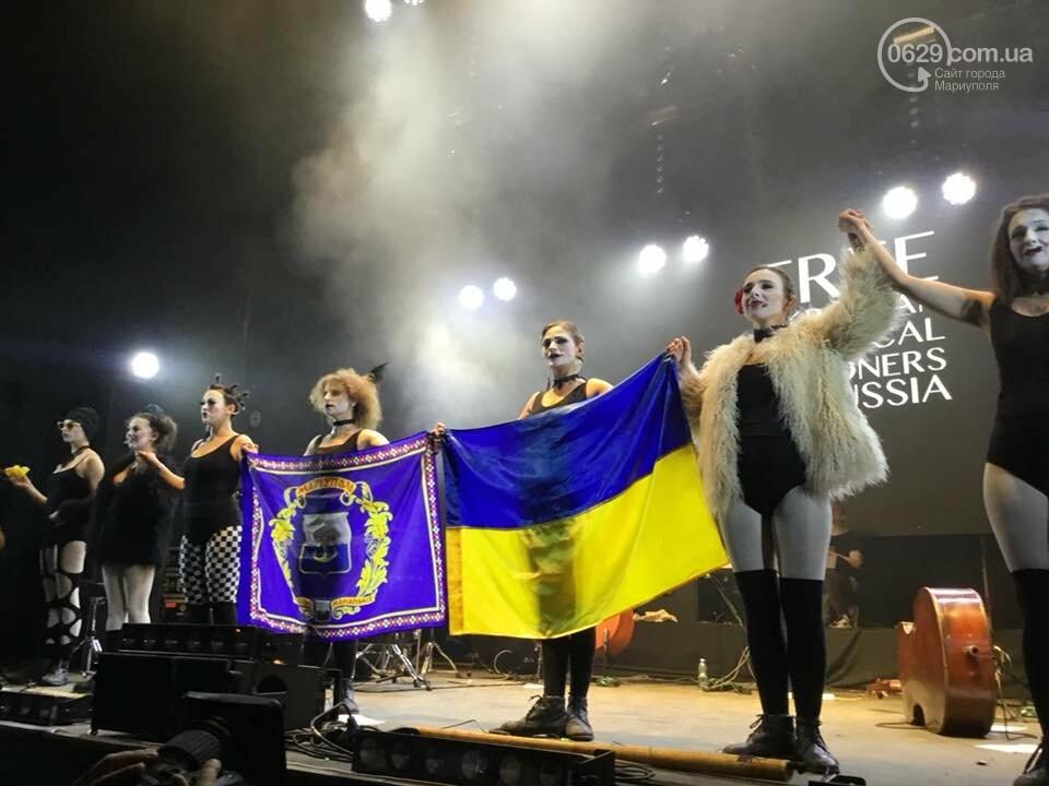 """""""Dakh Daughters"""" в Мариуполе закрывали """"Startup Гогольfest"""", - ФОТО,  ВИДЕО, фото-4"""