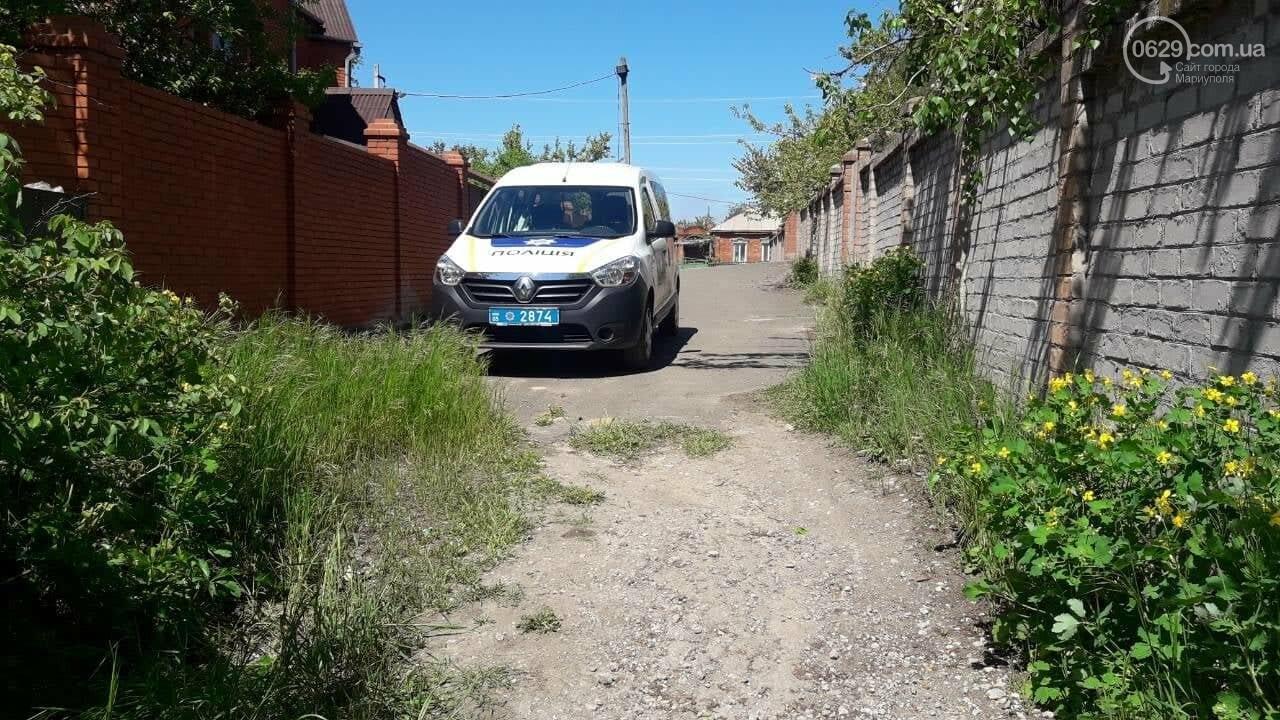 В Мариуполе в балке нашли расчлененный труп,- ФОТО, ДОПОЛНЕНО, фото-4