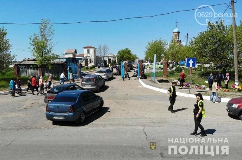 Что происходит на кладбищах в поминальные дни,- ФОТО, фото-13