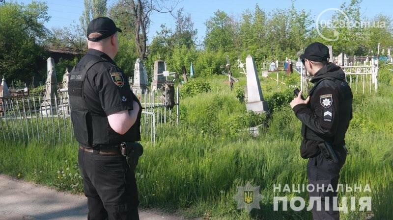 Что происходит на кладбищах в поминальные дни,- ФОТО, фото-16