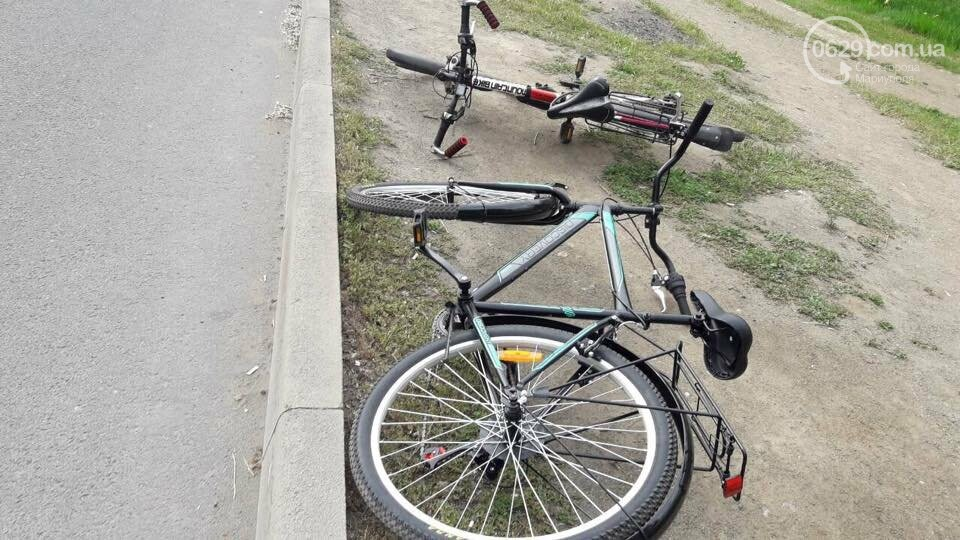 """В Мариуполе 12-летний велосипедист сломал руку после столкновения с """"Nissan"""", - ФОТО, фото-6"""