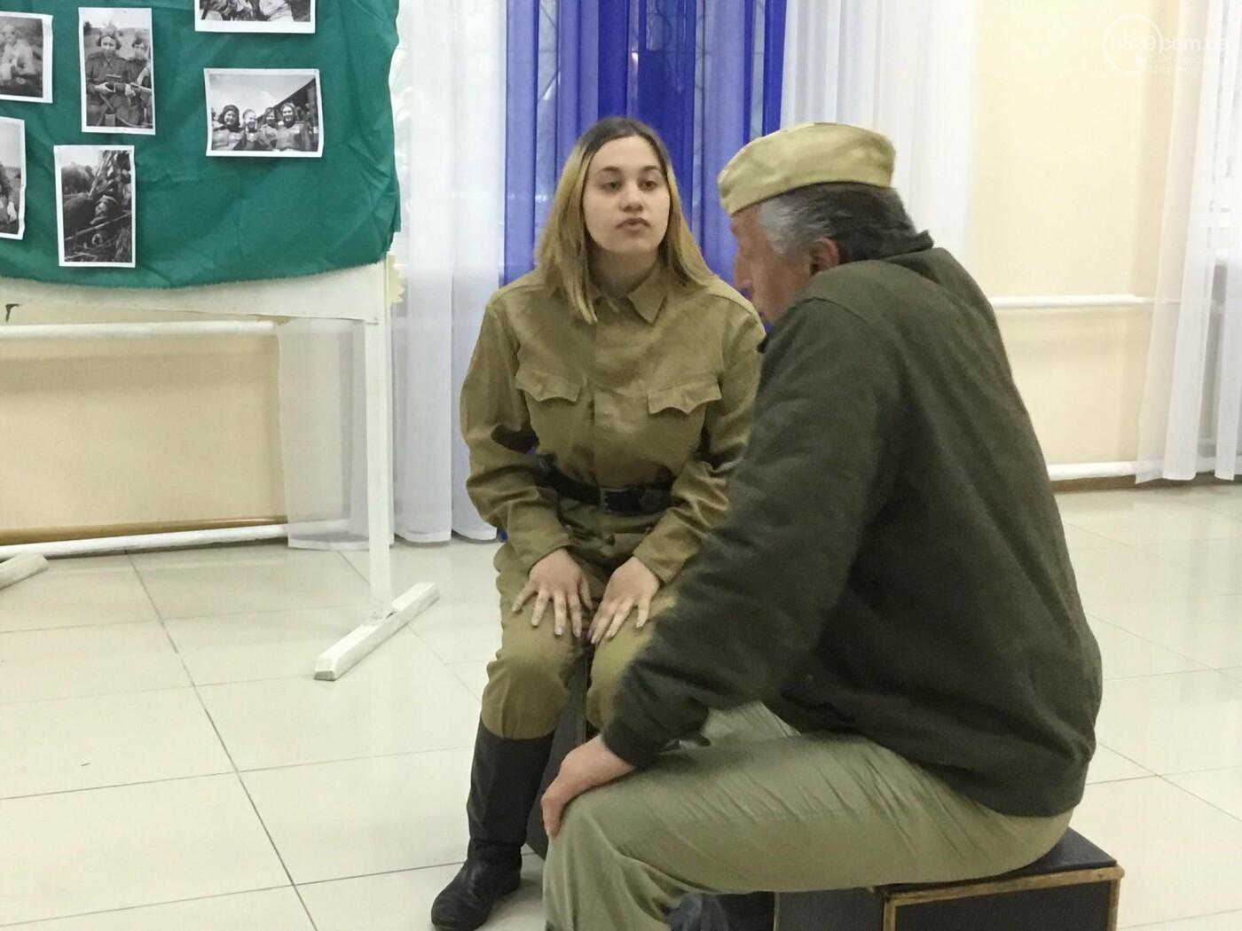 В мариупольском доме ветеранов живет 102-летний пехотинец, - ФОТО, ВИДЕО, фото-13