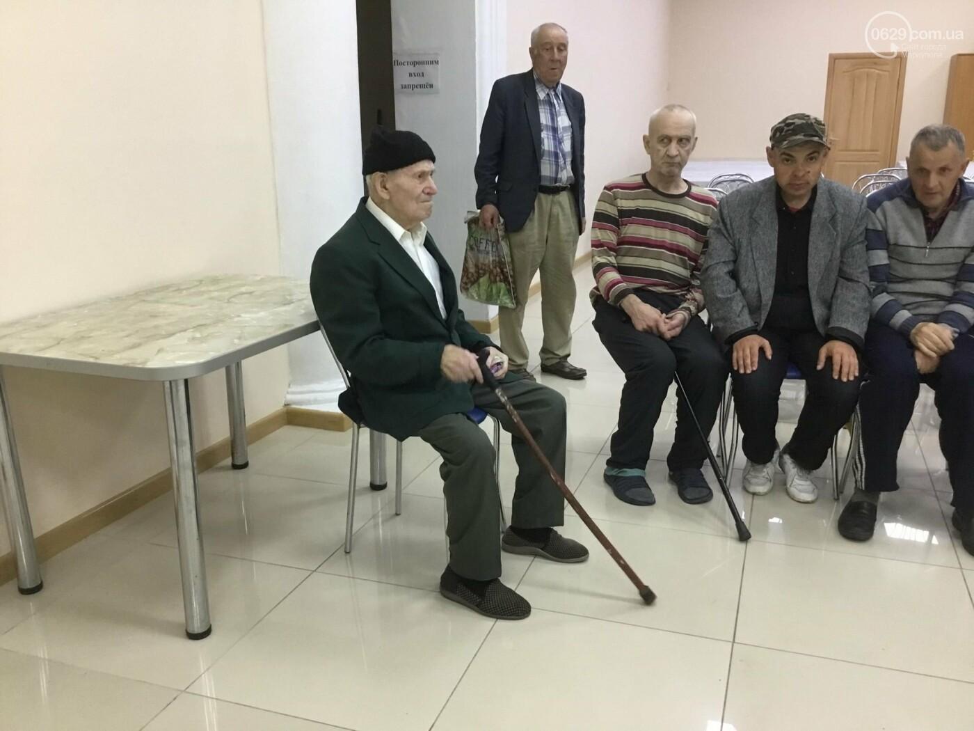 В мариупольском доме ветеранов живет 102-летний пехотинец, - ФОТО, ВИДЕО, фото-3