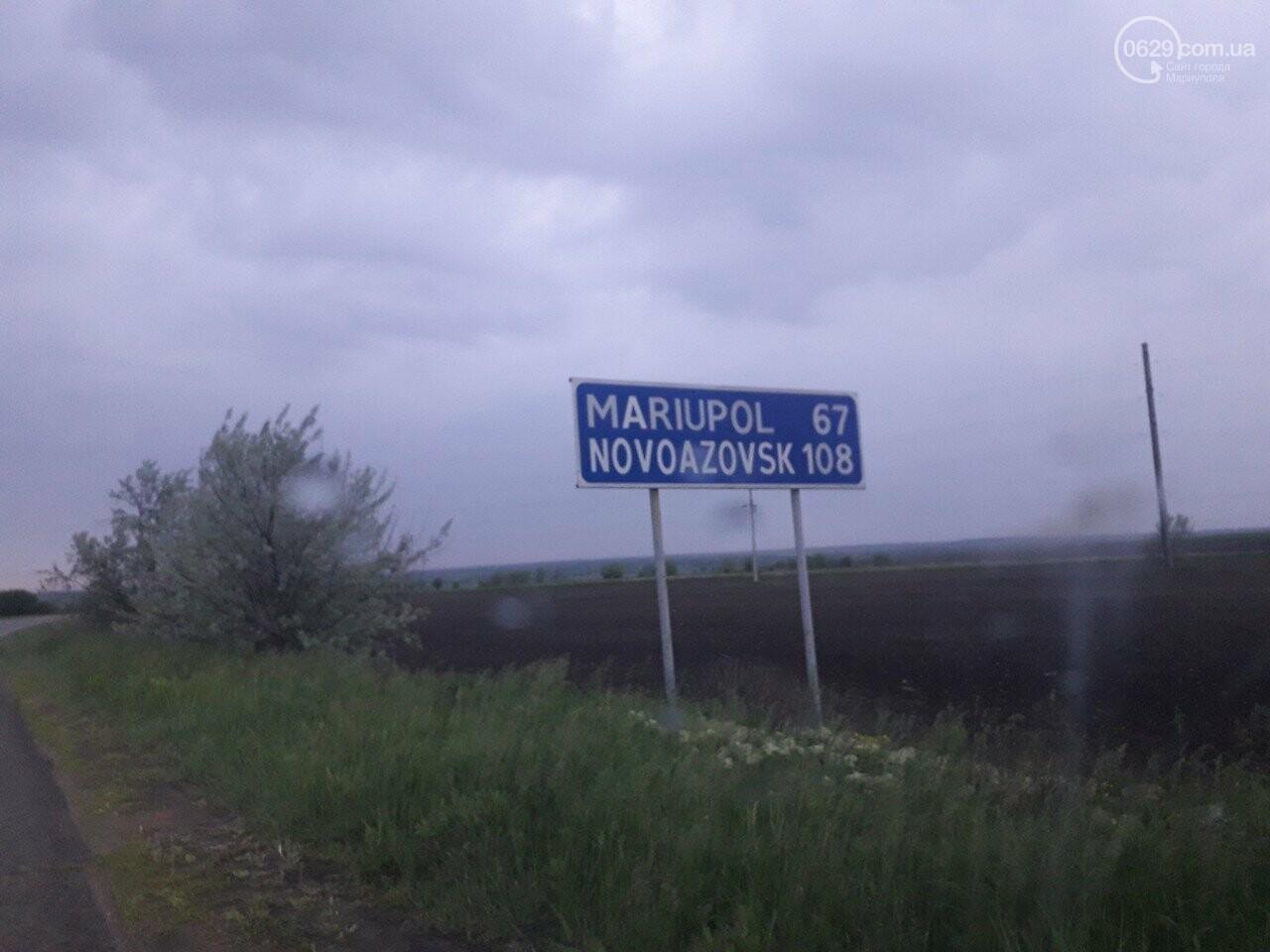 Жуткое ДТП на трассе Мариуполь-Бердянск. Есть погибший, - ФОТО, фото-5