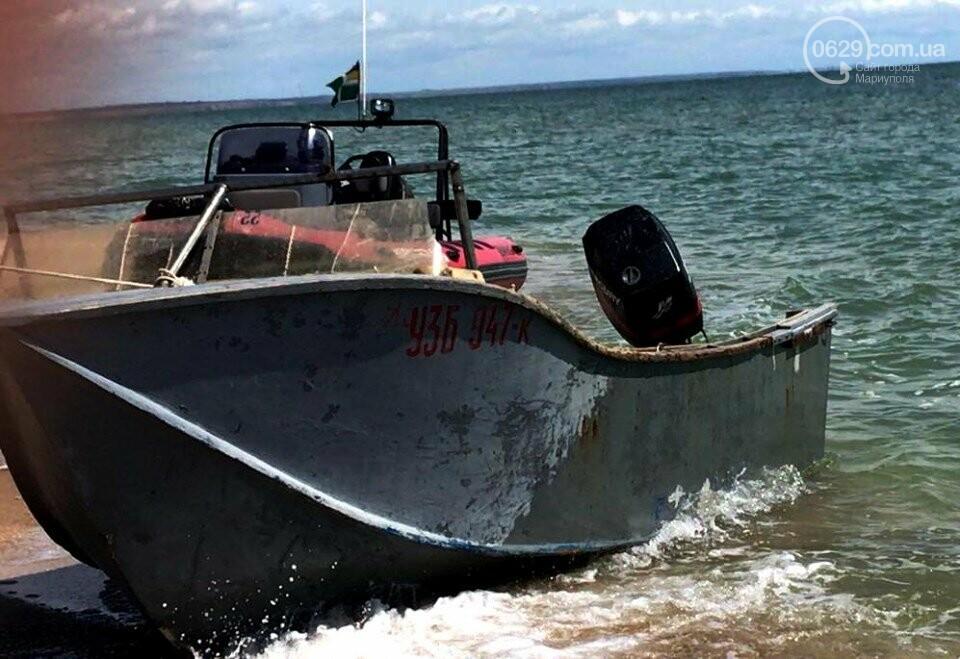 Мариупольские пограничники задержали в Азовском море браконьеров с камбалой,- ФОТО, фото-2