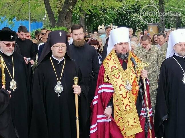 Церковный конфликт: Митрополит Епифаний уважает Патриарха Филарета, но не поддерживает его высказывания,- ФОТО, фото-1