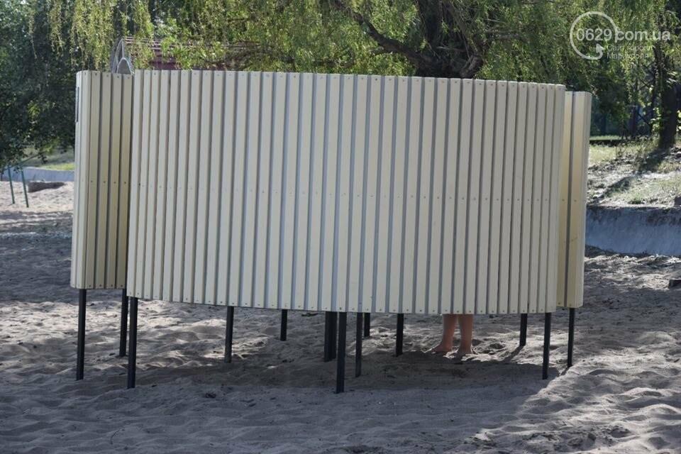 В Мариуполе открылся пляжный сезон, - ФОТОРЕПОРТАЖ, фото-9