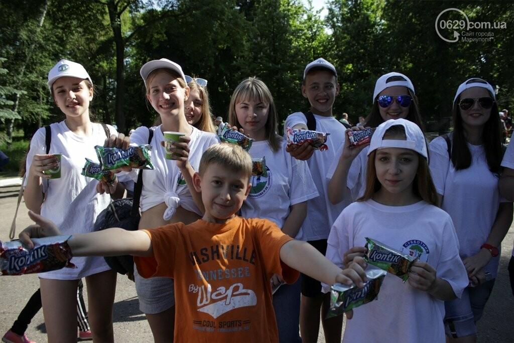 Высаженные аллеи и аккуратный парк: на Донбассе отметили День Европы субботником, фото-3