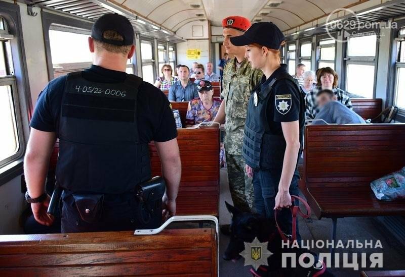 Полиция с собаками проверит поезда Донецкой области,- ФОТО, фото-4
