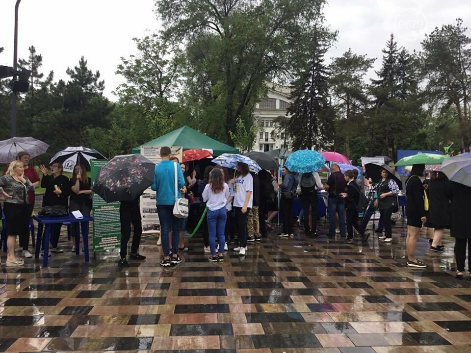 В Мариуполе на продвинутой ярмарке вакансий заявили о  дефиците рабочих рук,- ФОТО, фото-5