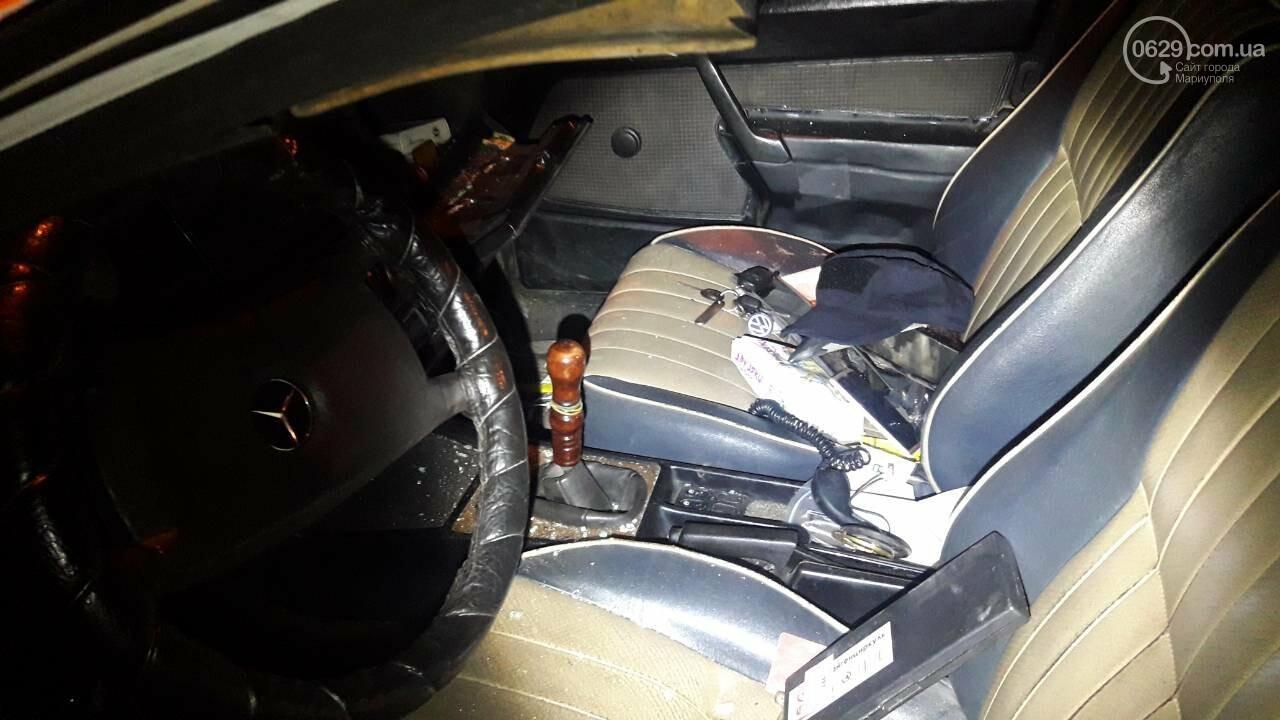 Злополучное место! Пьяный водитель Мерседеса перевернулся возле остановки «Драмтеатр» , - ФОТО, ВИДЕО, фото-8