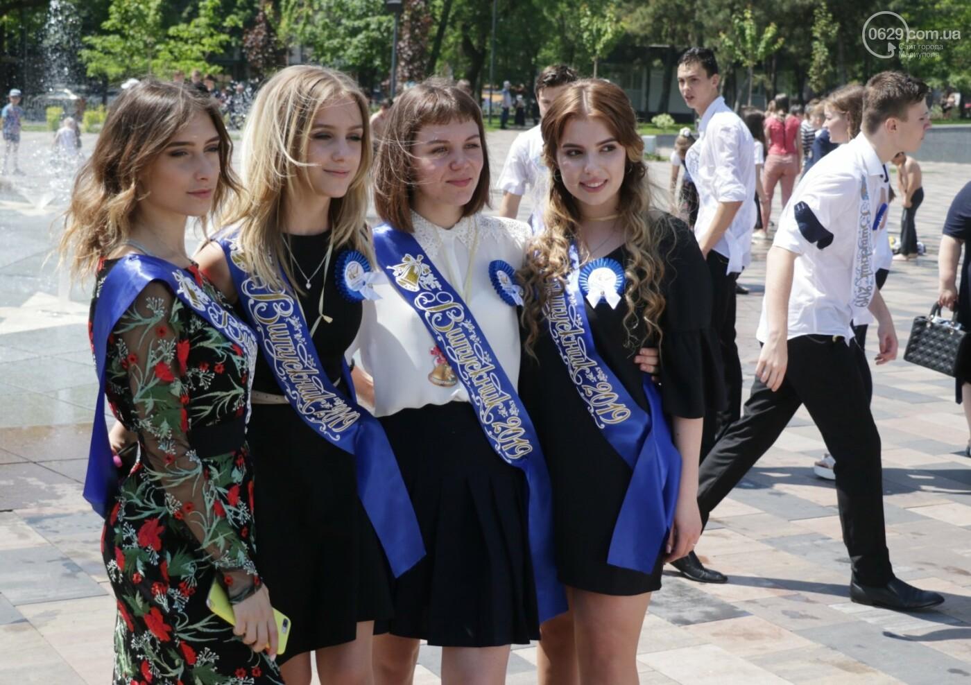 Как мариупольские школьники у десантников фонтаны отбирали, - ФОТОРЕПОРТАЖ, фото-6