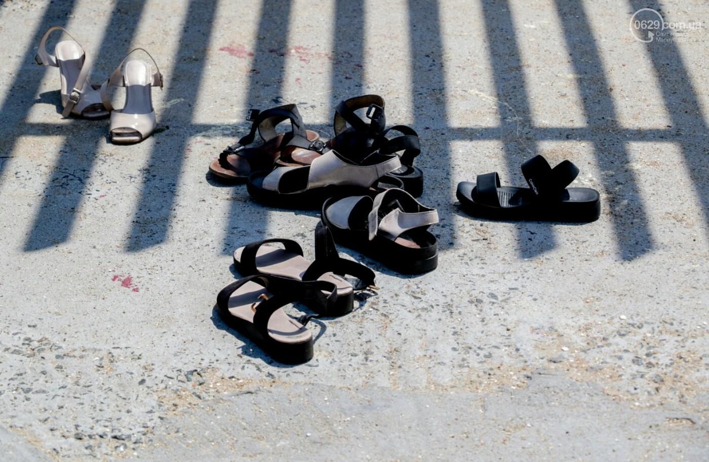 Как мариупольские школьники у десантников фонтаны отбирали, - ФОТОРЕПОРТАЖ, фото-11