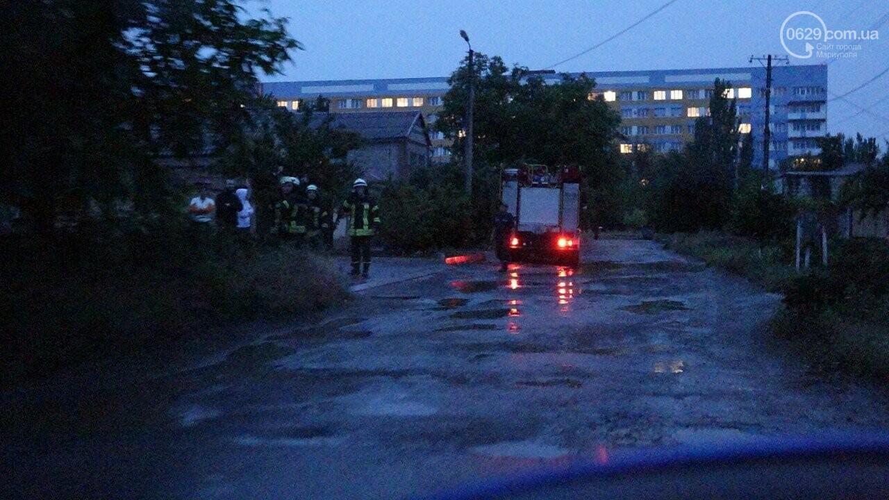 В Мариуполе летели искры, - ФОТО, фото-4