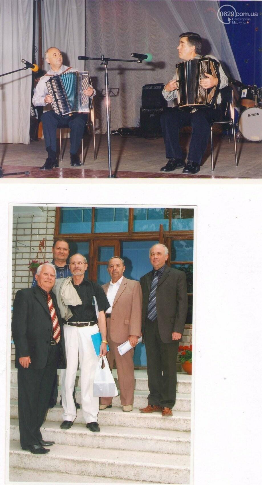 В мариупольской камерной филармонии состоялся вечер памяти композитора Владимира Митина,- ФОТО, фото-1