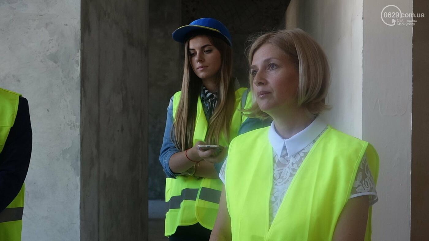 Американцы увидели в Мариуполе, куда будут вкладывать 12 миллионов гривен,- ФОТО, фото-9