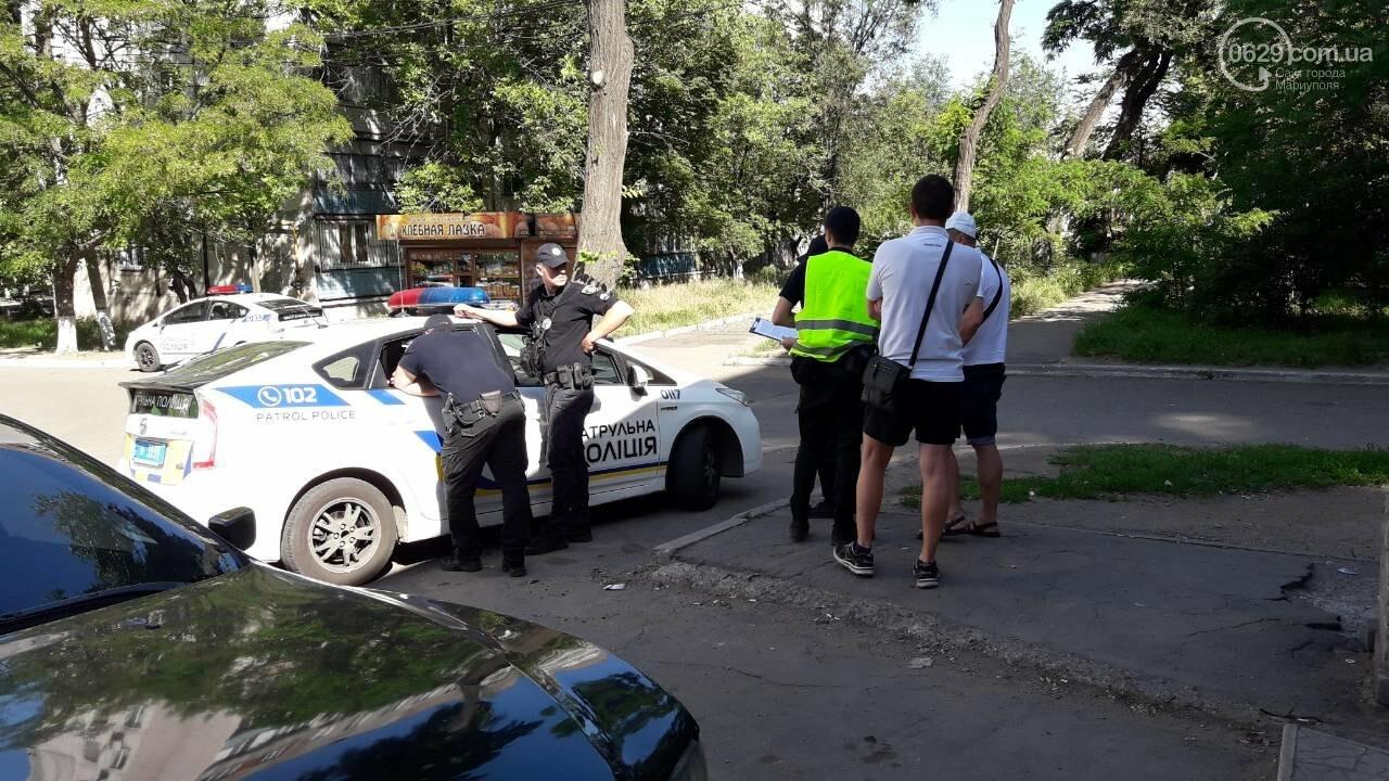 Снова пьяный за рулем! В Мариуполе невменяемый водитель BMW устроил аварию, - ФОТО, фото-5