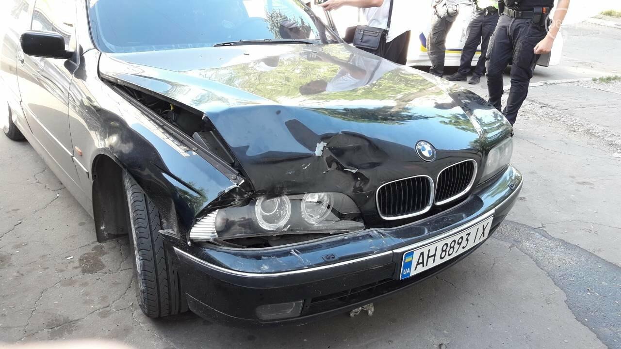 Снова пьяный за рулем! В Мариуполе невменяемый водитель BMW устроил аварию, - ФОТО, фото-4