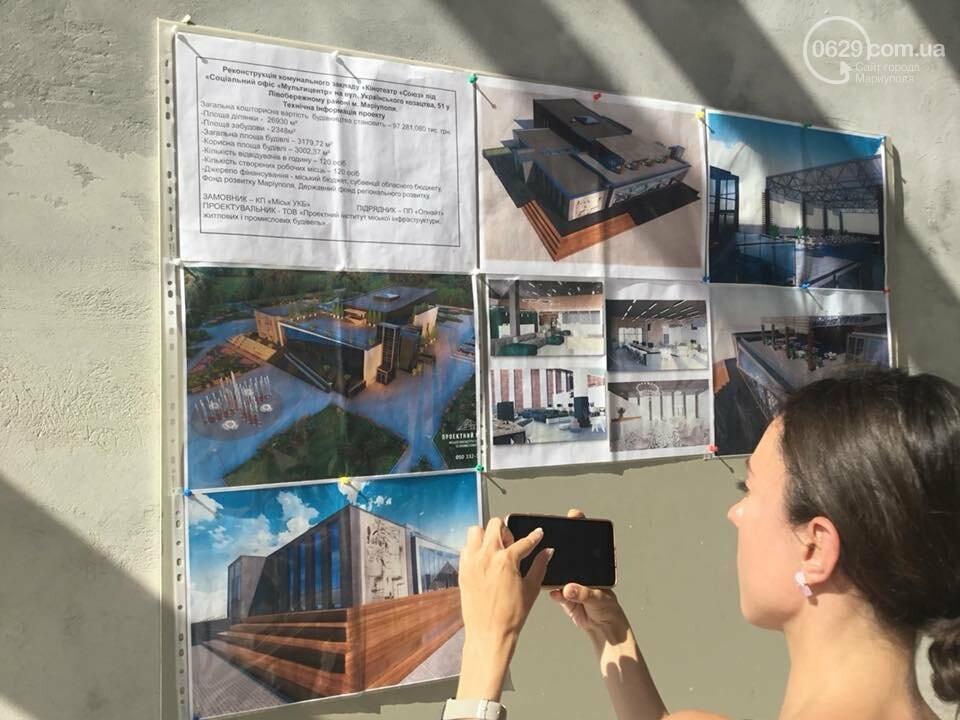 В Мариуполе мультицентр на Левобережье строят в две смены,- ФОТО, ВИДЕО, фото-12