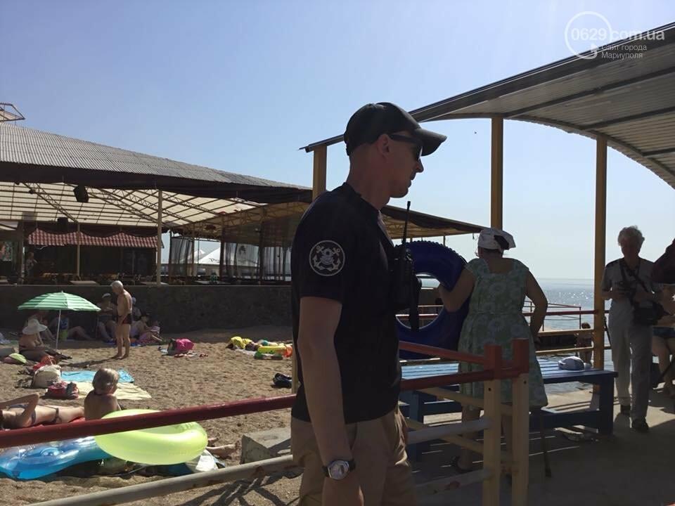 В Мариуполе открылся пляж для  людей с инвалидностью,- ФОТО, ВИДЕО, фото-7