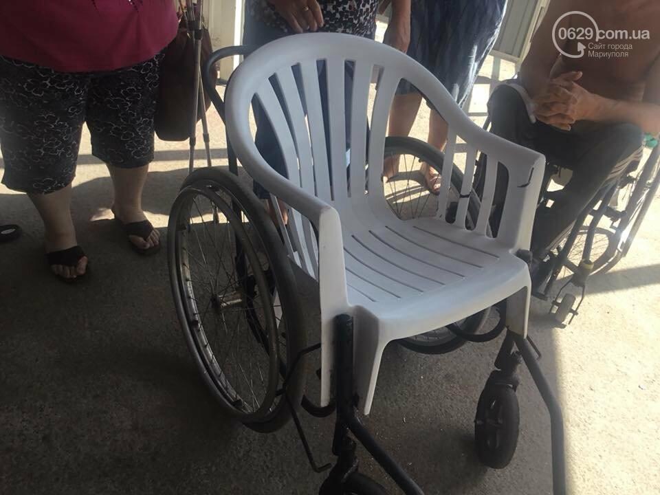 В Мариуполе открылся пляж для  людей с инвалидностью,- ФОТО, ВИДЕО, фото-1