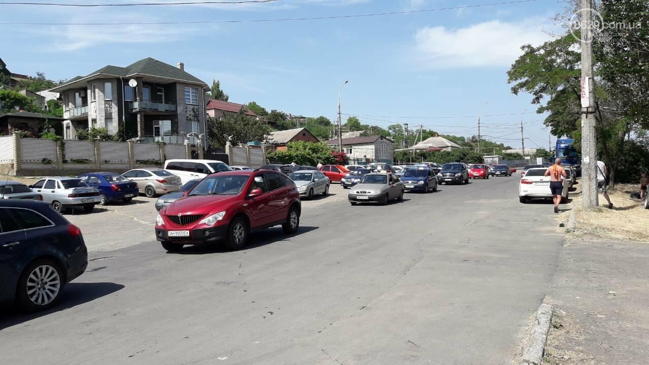 В Мариуполе ограничили въезд на Песчаный пляж, - ФОТО, фото-4