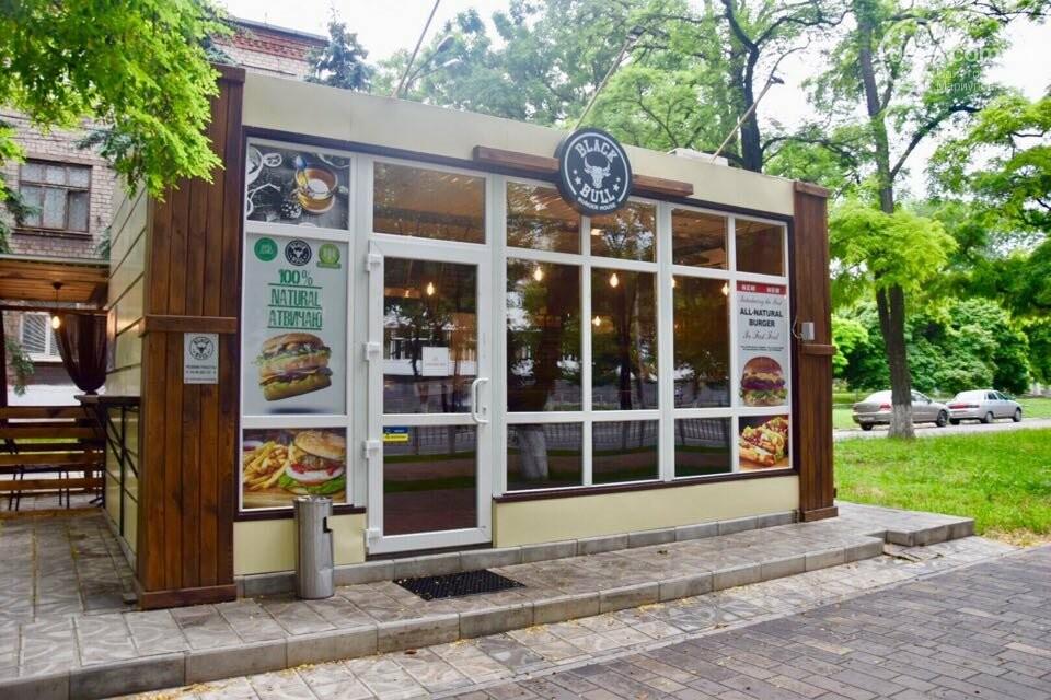 Мимо не пройти! Самые сочные бургеры Мариуполя в «BlackBull» , фото-1