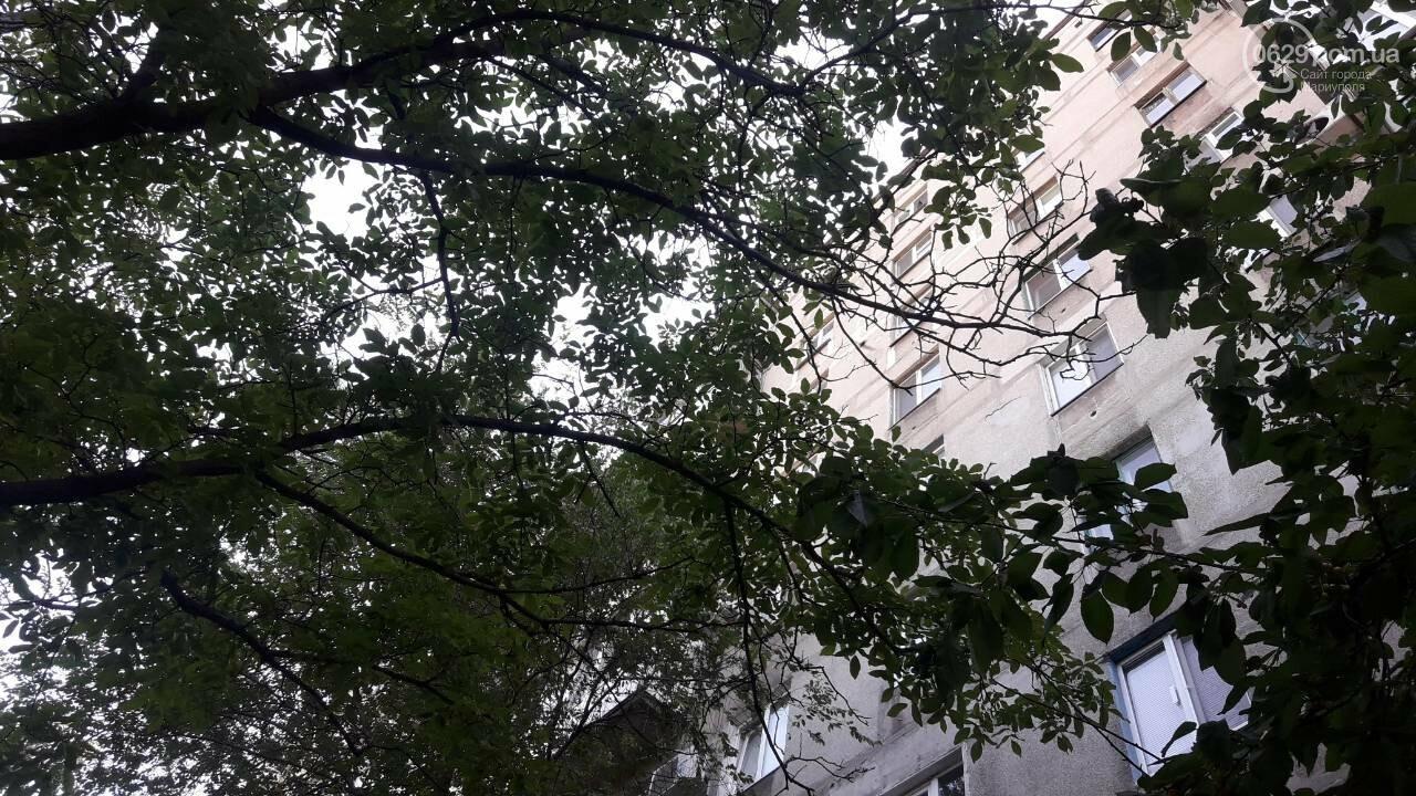 В Мариуполе пожилая женщина выпрыгнула с 9 этажа, - ФОТО, фото-6