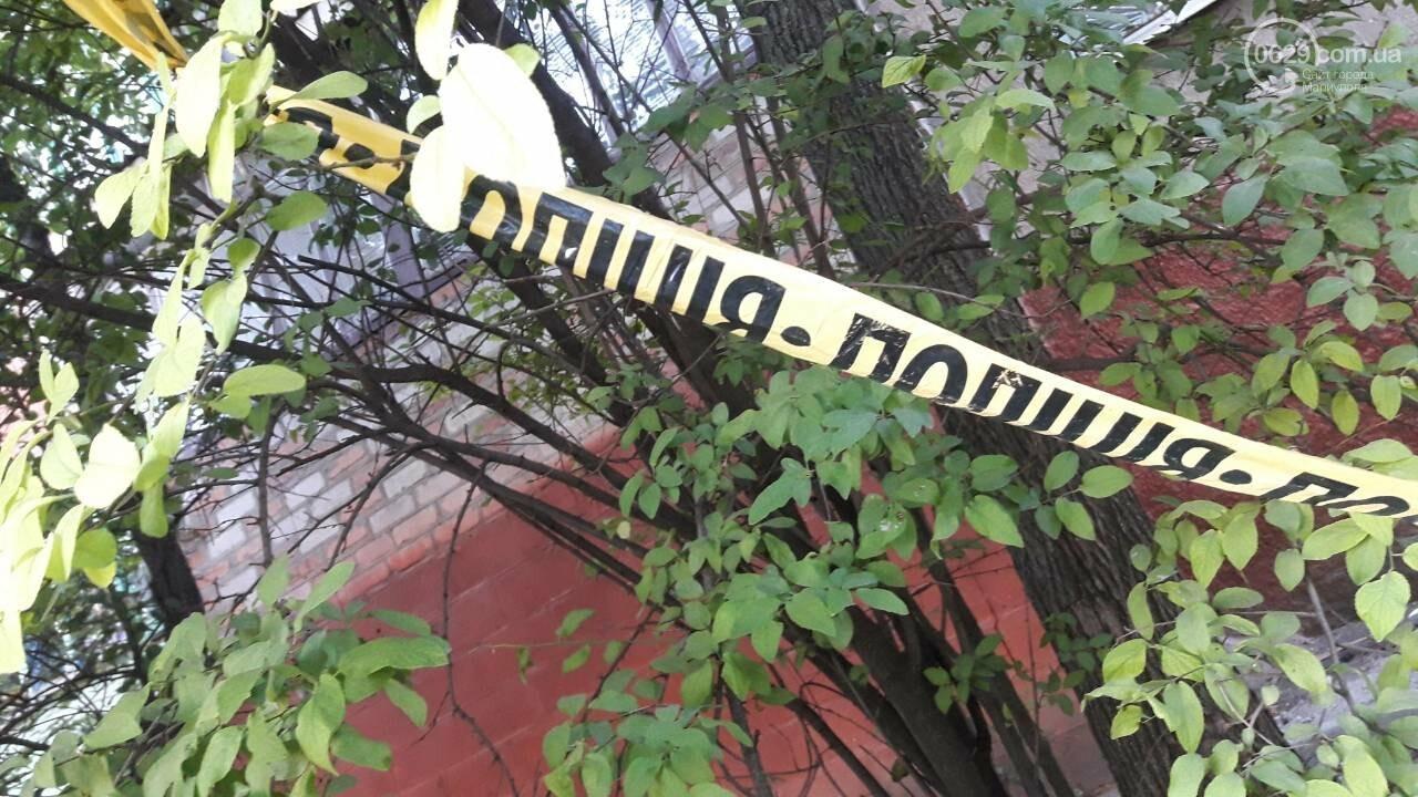 В Мариуполе пожилая женщина выпрыгнула с 9 этажа, - ФОТО, фото-4