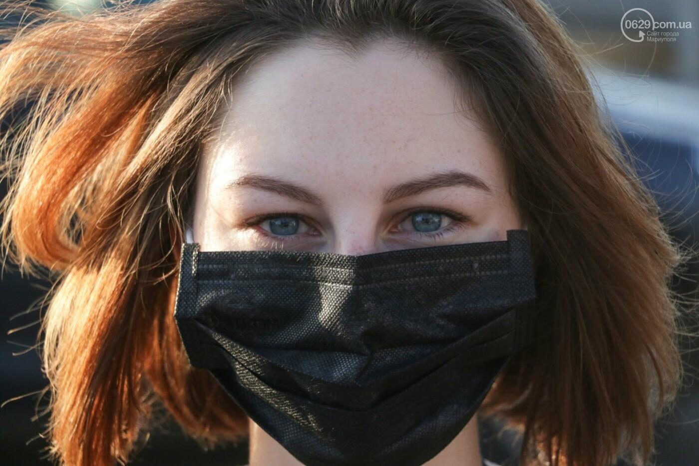 """""""Моя юность прошла на Донбассе Ахметова..."""" В Мариуполе горожане требовали чистый воздух, фото-12"""