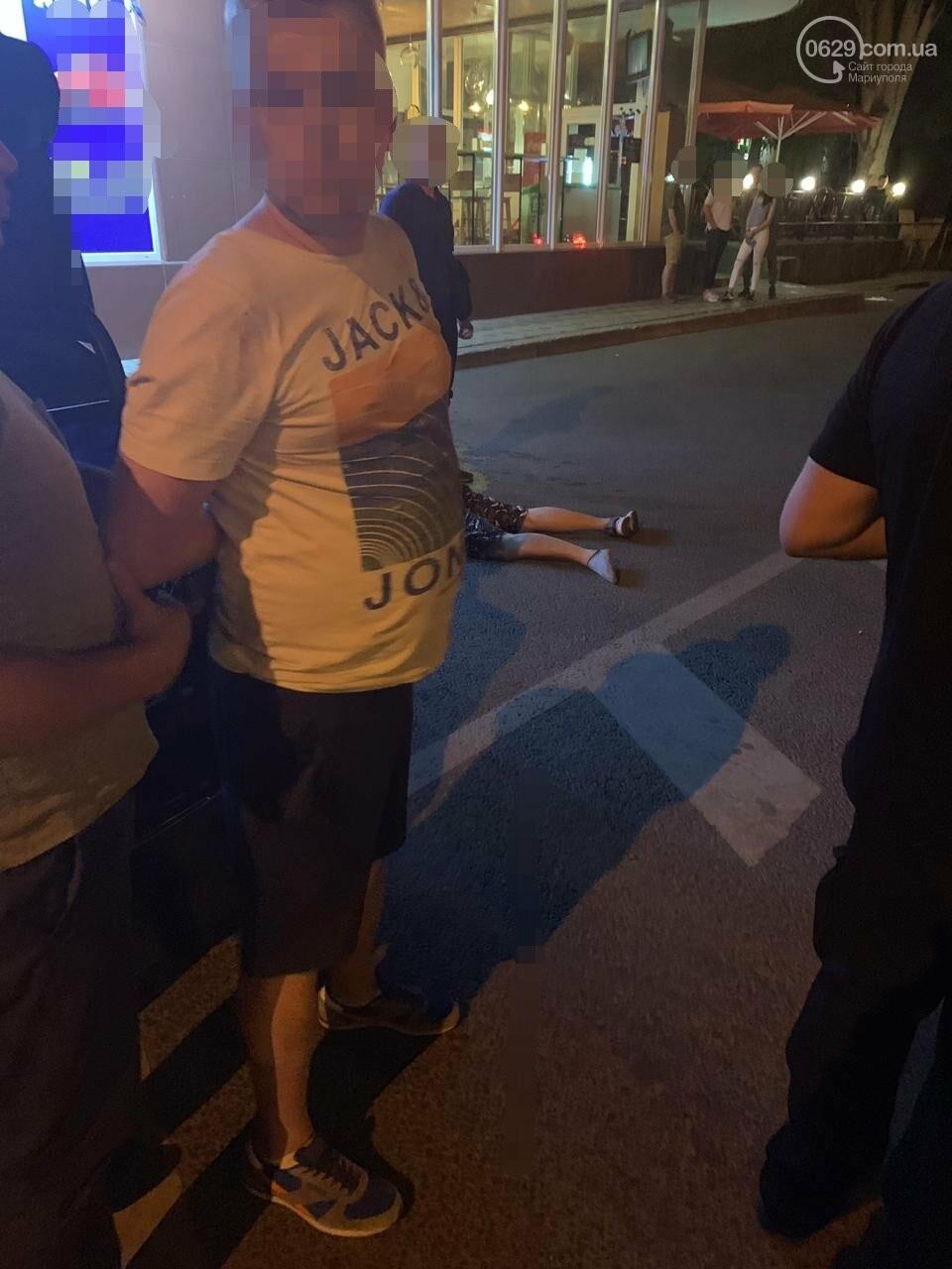 В центре Мариуполя задержали мужчин с метамфетамином и метадоном на миллион гривен, - ФОТО, фото-4