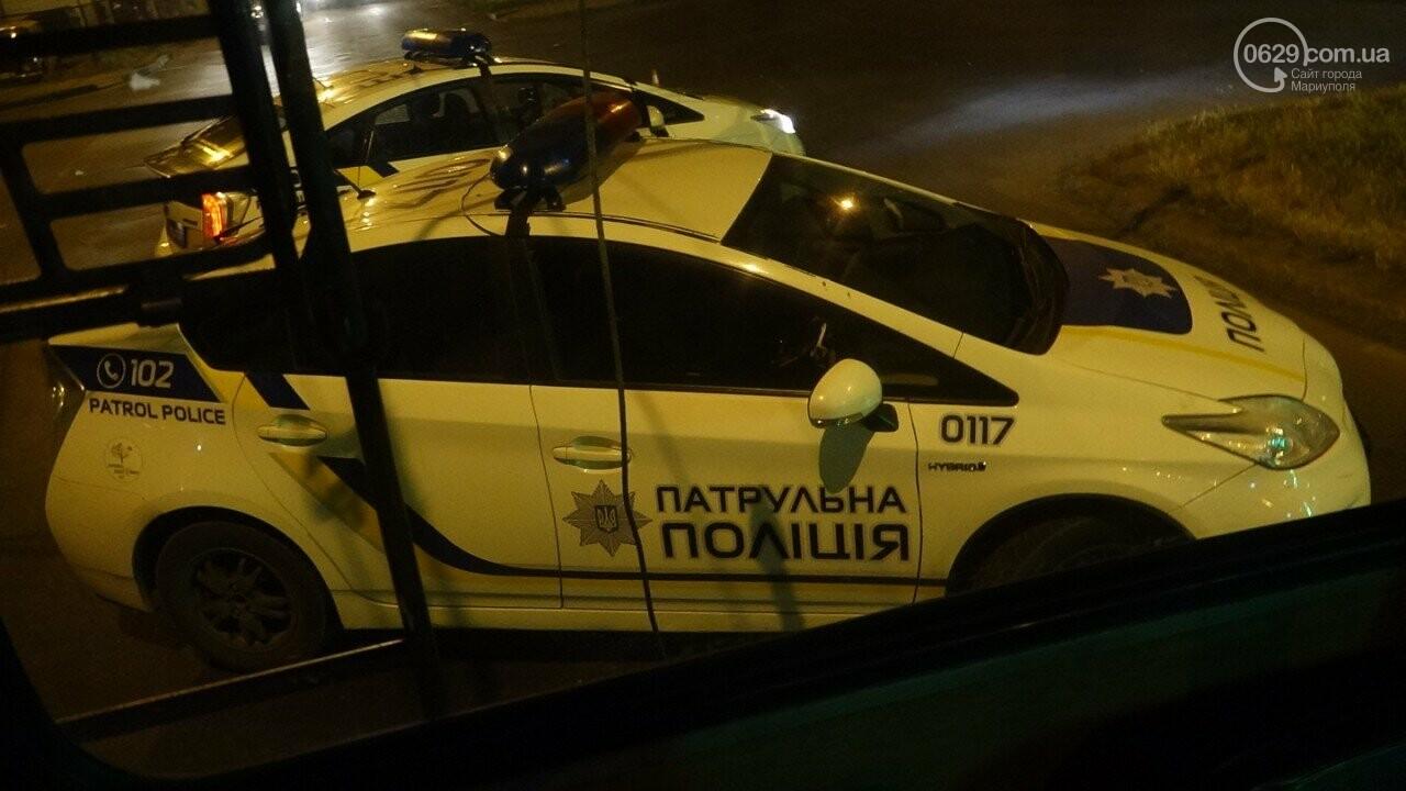 В Мариуполе троллейбус завалил столб на ул. Куприна, - ФОТО, фото-15