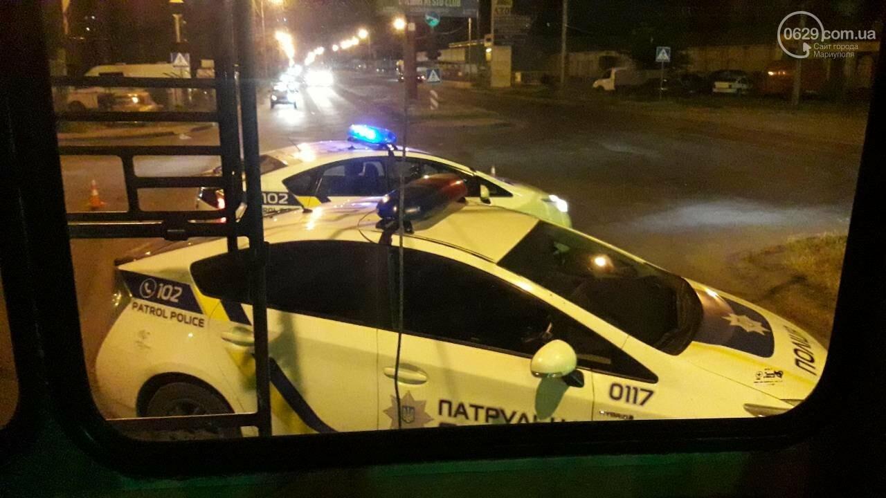 В Мариуполе троллейбус завалил столб на ул. Куприна, - ФОТО, фото-14