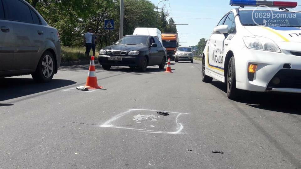 """В Мариуполе возле """"Порт Сity"""" автомобиль сбил женщину, - ФОТО, фото-6"""