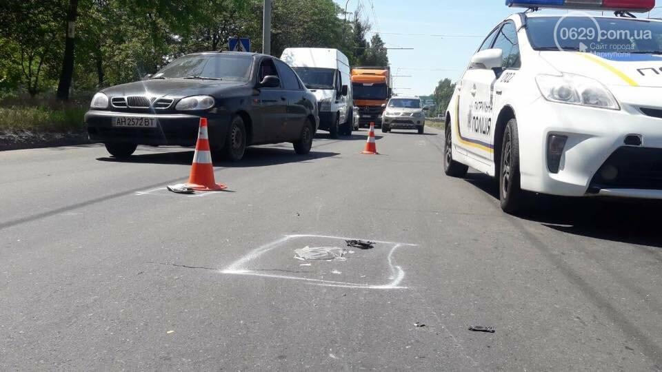 """В Мариуполе возле """"Порт Сity"""" автомобиль сбил женщину, - ФОТО, фото-4"""