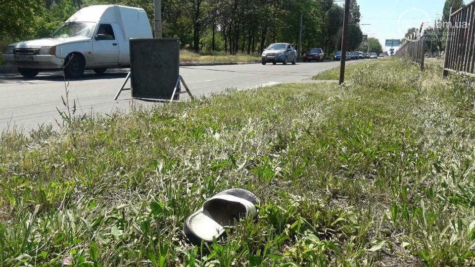 """В Мариуполе возле """"Порт Сity"""" автомобиль сбил женщину, - ФОТО, фото-3"""