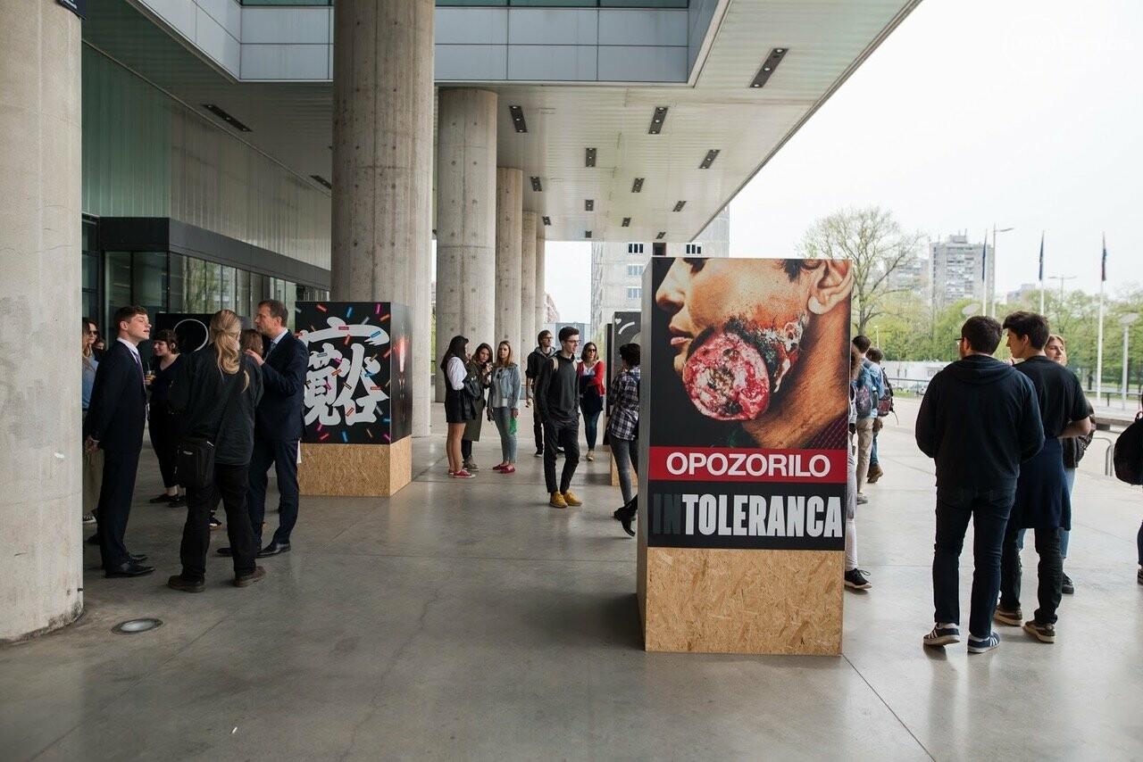 Что такое толерантность. В Мариуполе откроется выставка плакатов известных художников, фото-1