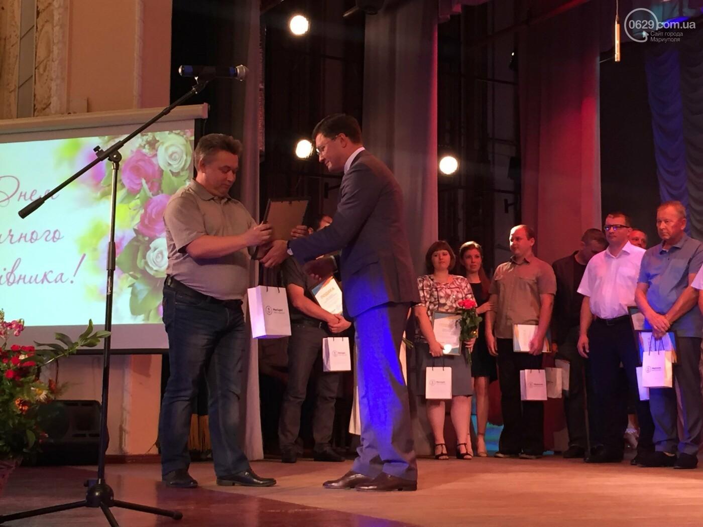 В Мариуполе поздравили людей самой нужной и благородной профессии, -ФОТО, ВИДЕО, фото-11