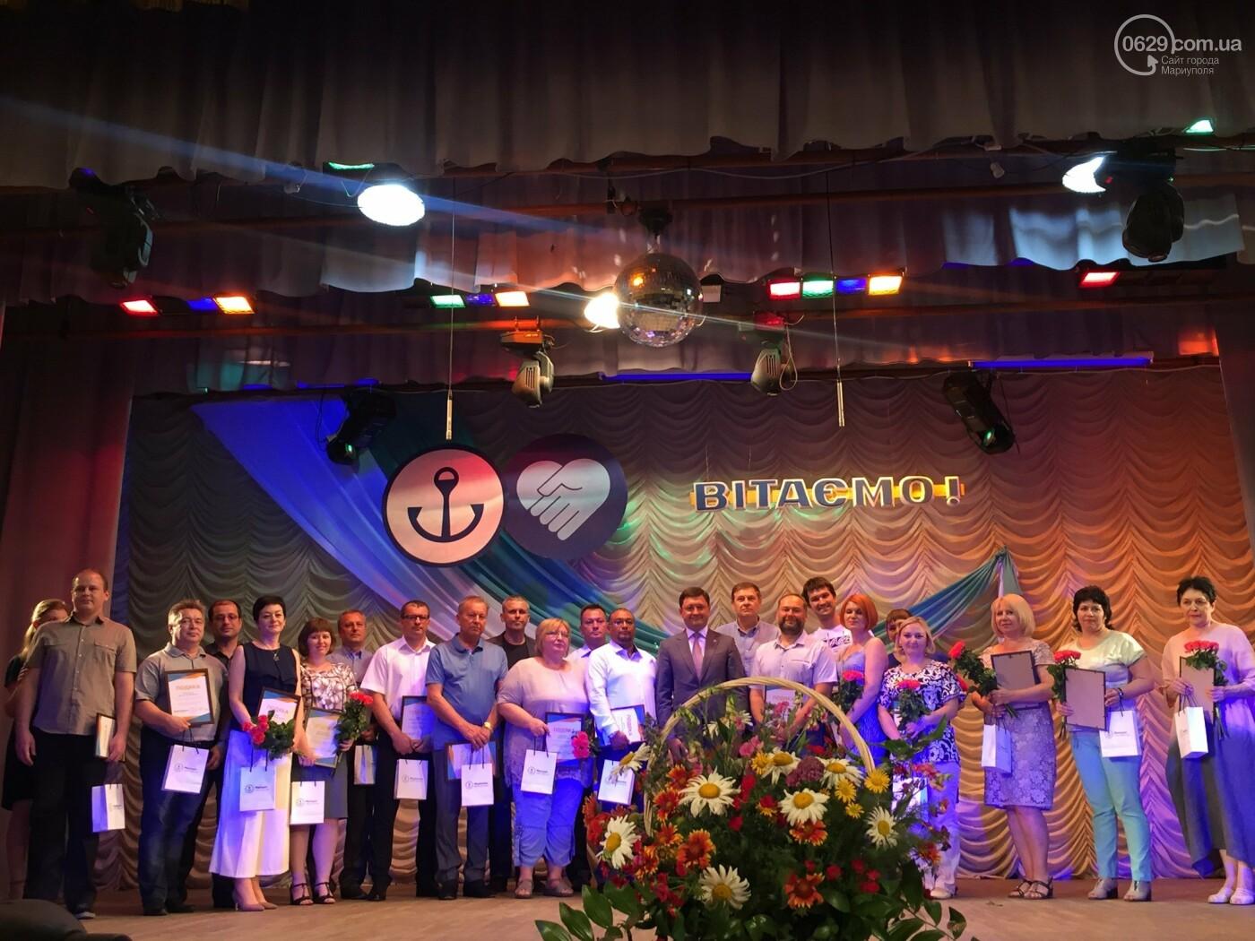 В Мариуполе поздравили людей самой нужной и благородной профессии, -ФОТО, ВИДЕО, фото-4