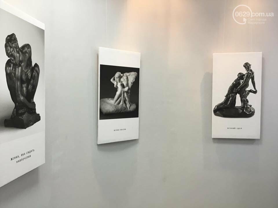 """В Мариуполе теперь можно увидеть реплику скульптуры Родена """"Иоан Креститель"""", - ФОТО, ВИДЕО, фото-5"""