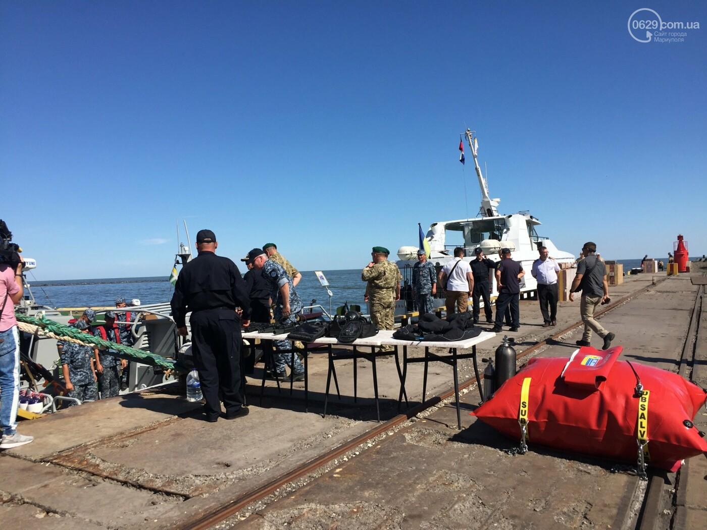 Президент увидел, как в мариупольский порт зашли контрабандисты, -ФОТО, ВИДЕО, фото-4