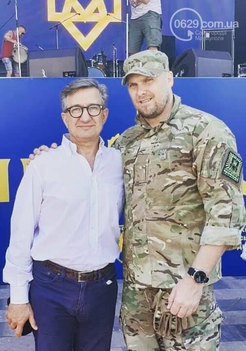 """""""Азов"""" встал на защиту Таруты, фото-1"""