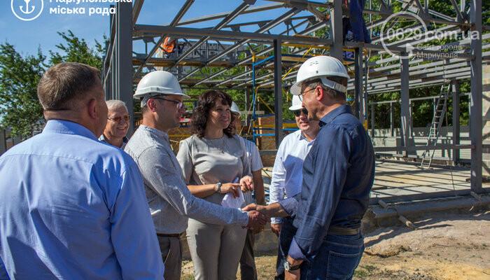 В Мариуполе построят новую современную амбулаторию, - ФОТО, фото-2