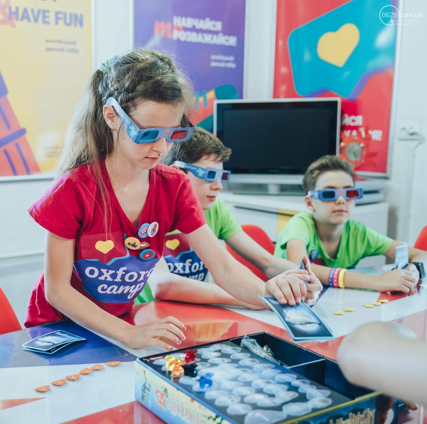 Английский весенний лагерь для детей 6-15 лет от лучшей школы «OXFORD»! Акция!, фото-22