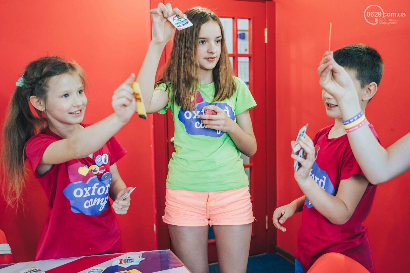 Английский весенний лагерь для детей 6-15 лет от лучшей школы «OXFORD»! Акция!, фото-32