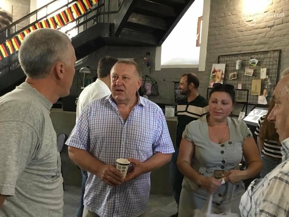 В Мариуполе открыли выставку о пребывании немцев в Украине,- ФОТО, ВИДЕО, фото-2