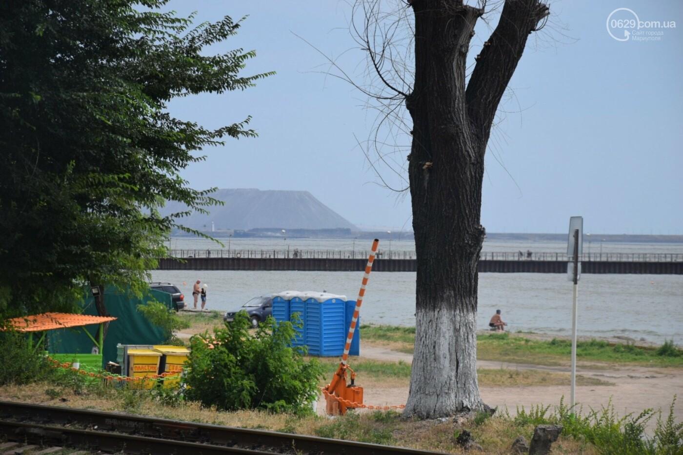 ТОП лучших пляжей Мариуполя, - ФОТО, фото-66