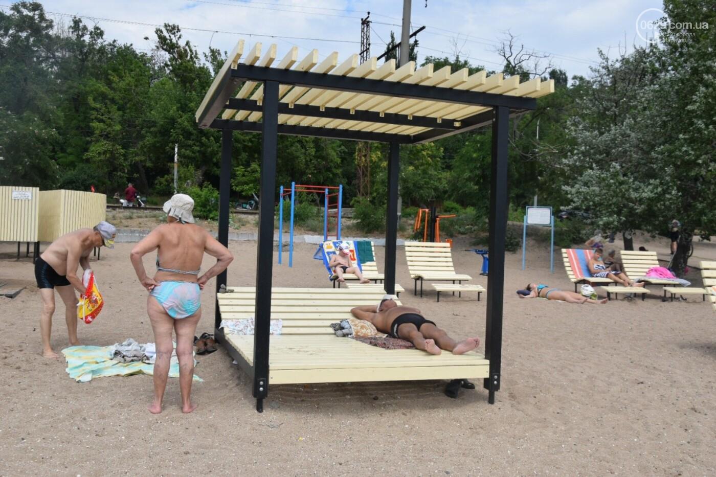 ТОП лучших пляжей Мариуполя, - ФОТО, фото-65